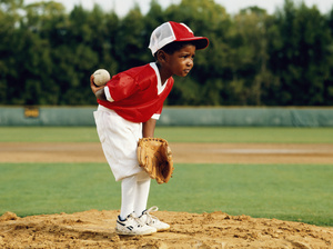 How much baseball is too much for young kids?