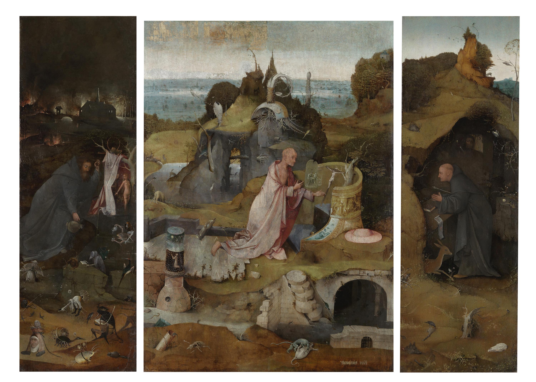 Artist Jerome Bosch: Paintings 53