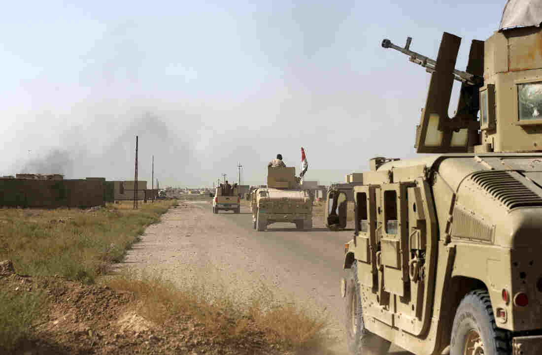 Iraqi Forces Claim Victory Over ISIS In Fallujah