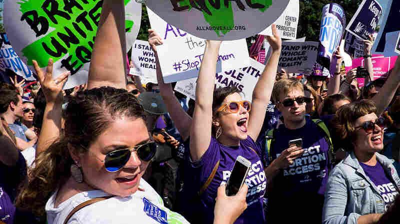 Fallout From Supreme Court Ruling Against Texas Law's Abortion Restrictions