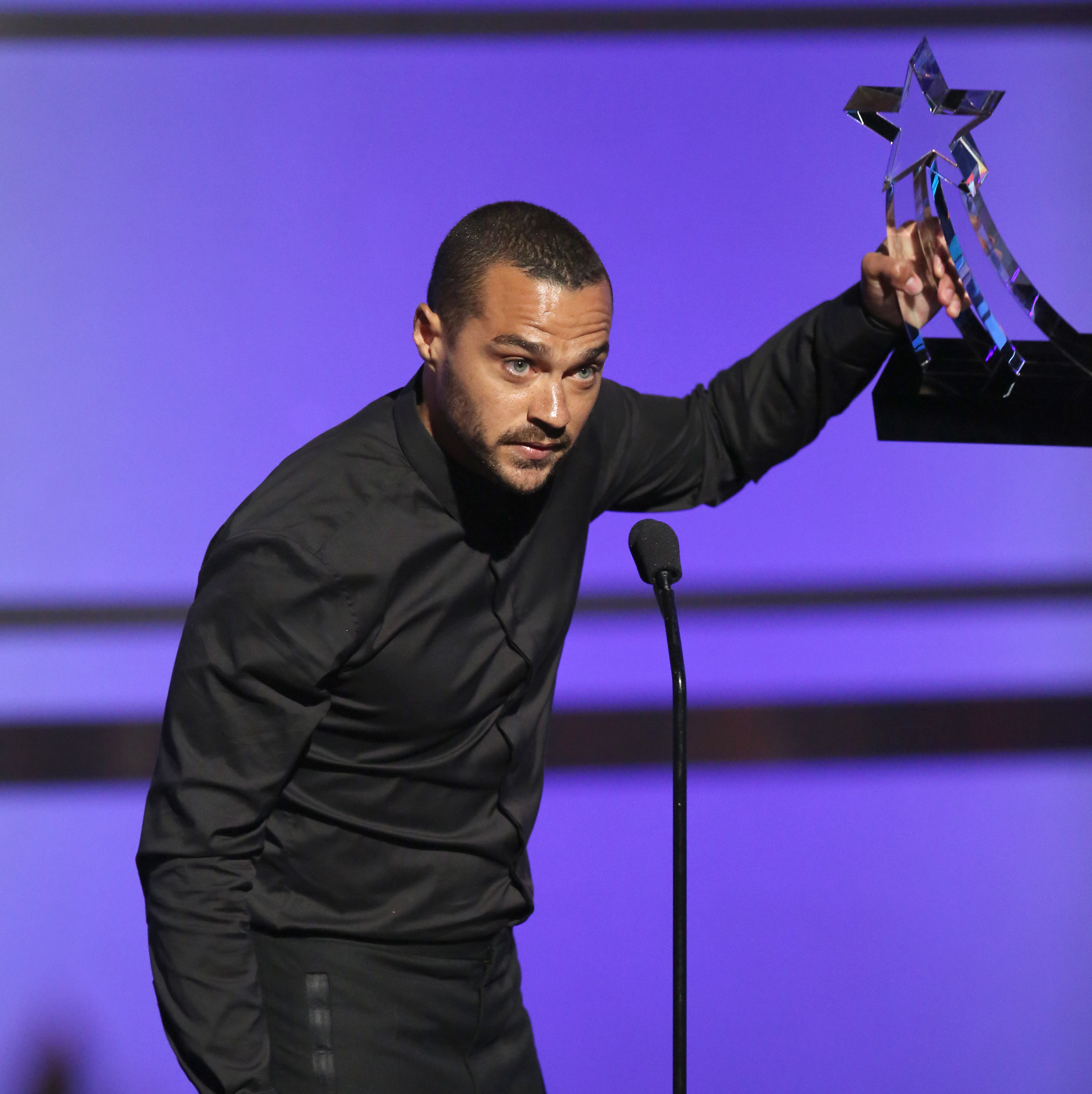 WATCH: Jesse Williams On Black Lives, Equal Rights And Freedom