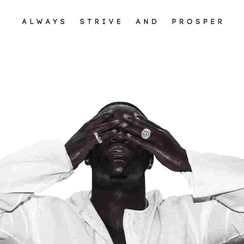 "A$AP Ferg, ""Strive"""