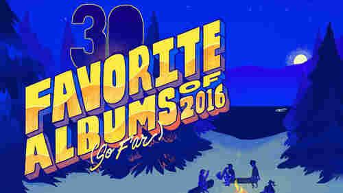 NPR Music's favorite albums of 2016 (so far.)