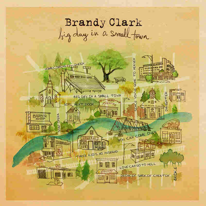 "Brandy Clark, ""Since You've Gone To Heaven"""