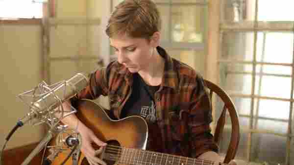 Watch Dori Freeman Live On Folk Alley