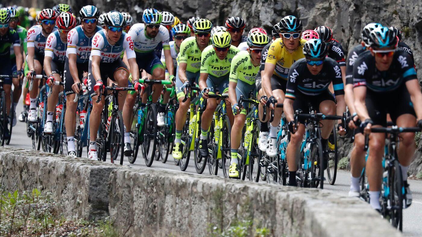 No Motor(ized) Bikes: Tour De France Unveils New Plan To Catch ...