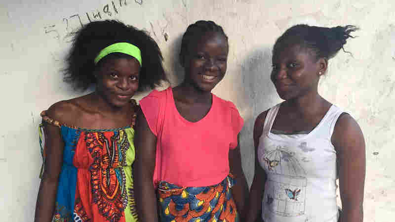 Girl Talk: What Teens Want Michelle Obama To Know About Liberia