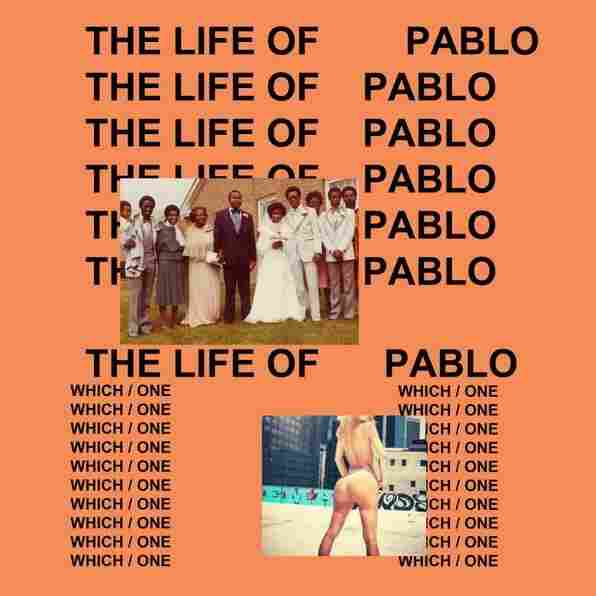 "Kanye West (feat. Chance the Rapper), ""Ultralight Beam"""