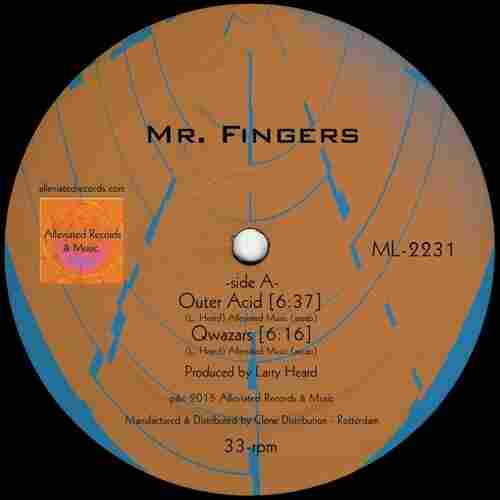 "Mr. Fingers, ""Qwazars"""
