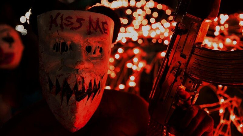 The Purge Election Year\u0027 Offers A Vote Of No Competence  NPR