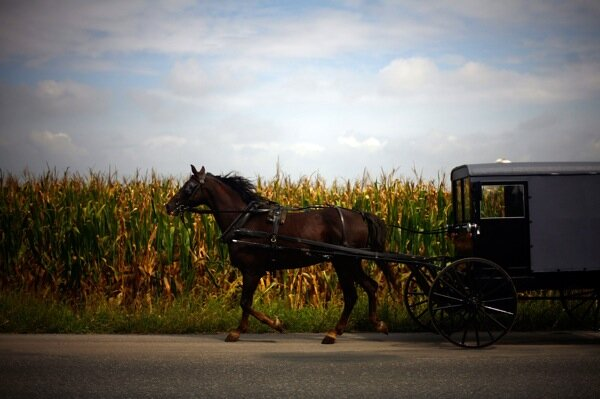 A Mortgage Banker In Amish Country : NPR