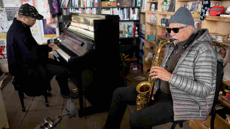 Charles Lloyd & Jason Moran: Tiny Desk Concert