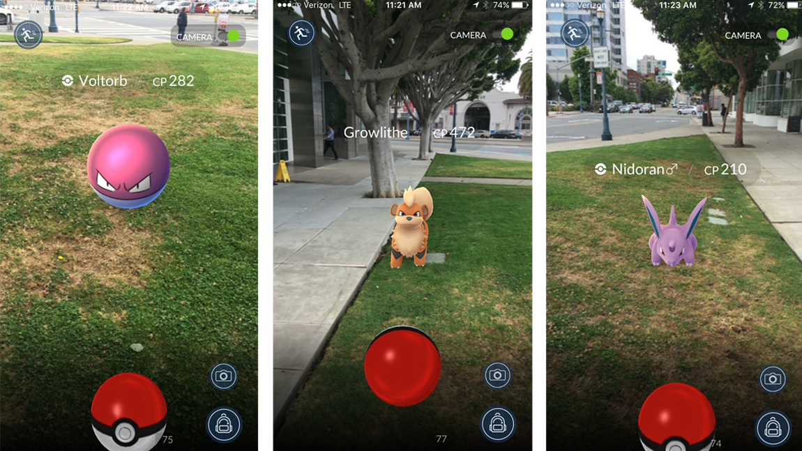 To Be The Very Best: Pokémon Go Enters Into Augmented