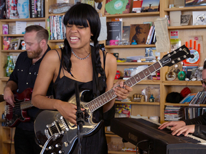 Tiny Desk Concert with Adia Victoria.