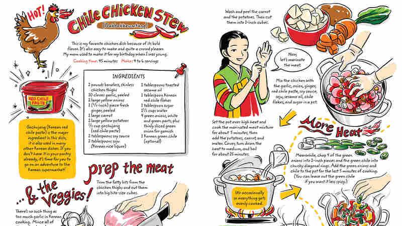 Chile Chicken Stew