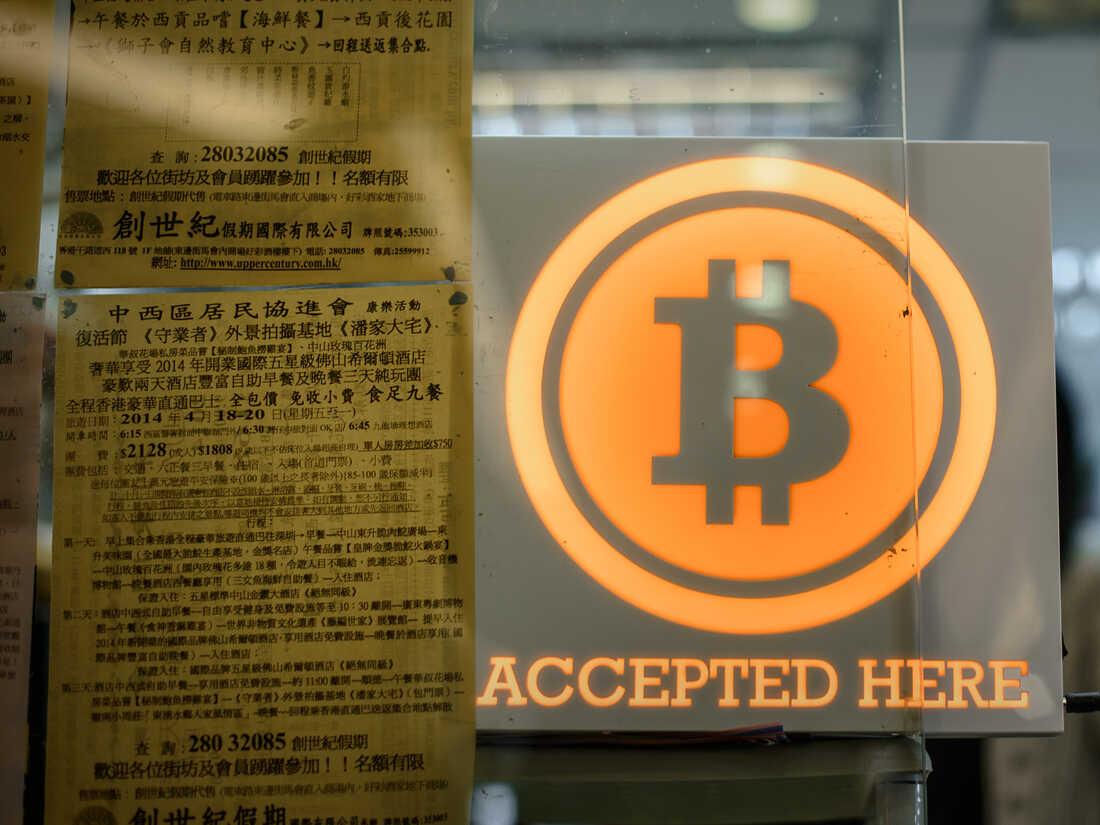 China has become the center of the Bitcoin world.