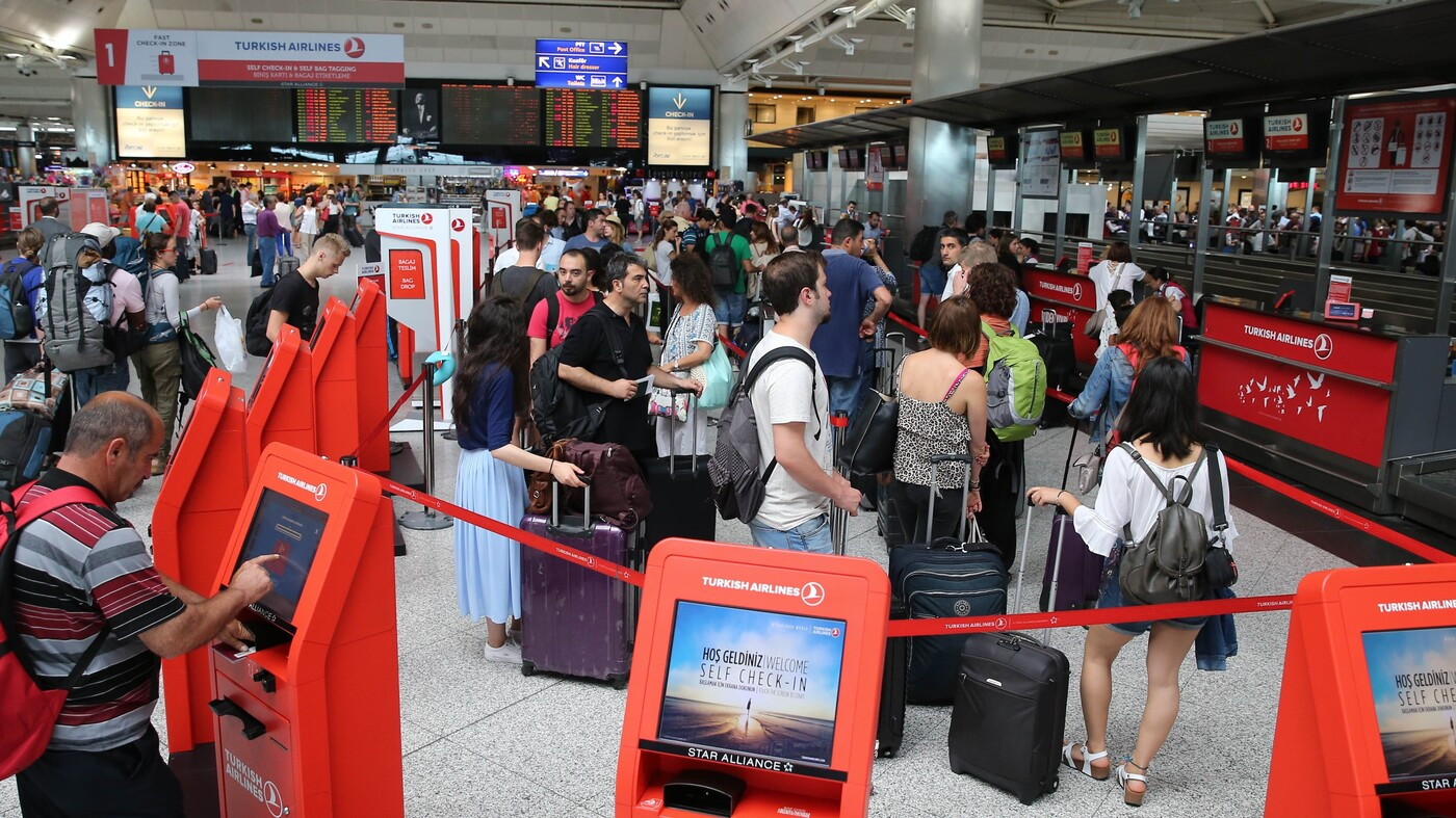 Istanbul International Airport Open Again After Attack Kills At ...