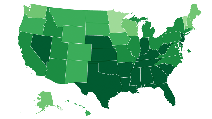 Map: What Percentage Of Doctors At Your Hospital Take Drug, Device Payments?