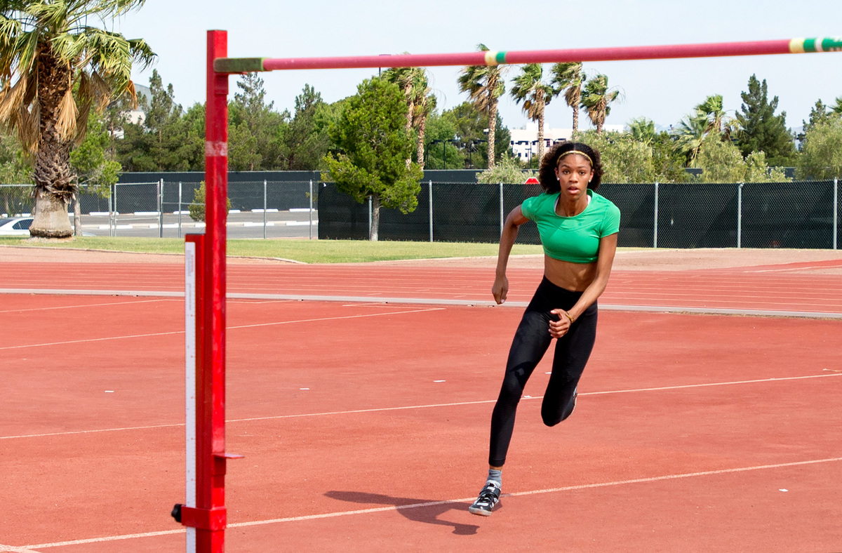 A Gifted High Jumper Gets Set To Leap Onto The World Stage ...