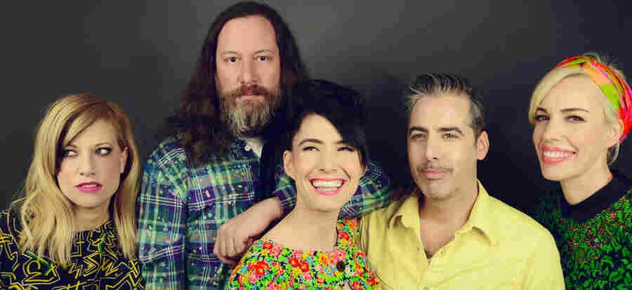 The Julie Ruin's new album, Hit Reset, comes out July 8.