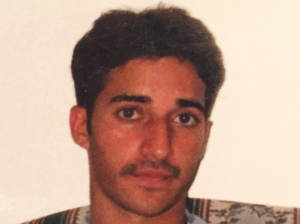 An undated photo provided by Yusuf Syed shows his brother, Adnan Syed. Adnan Syed was the subject of a popular public radio podcast that raised questions about his guilt. He's now been granted a new trial.