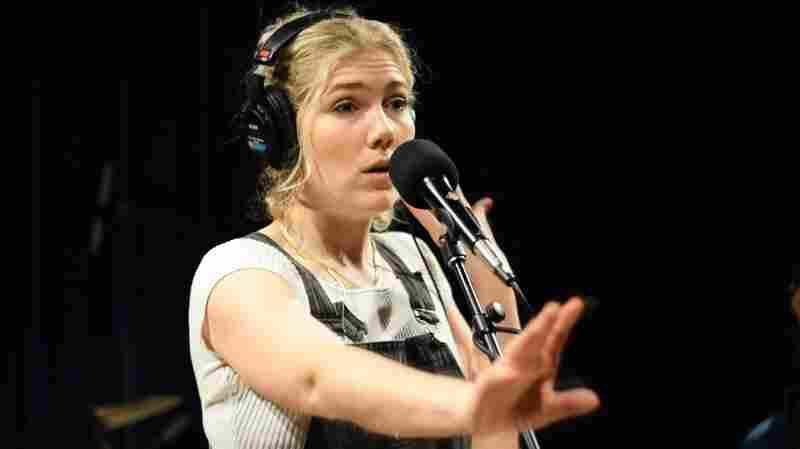 Caroline Smith.