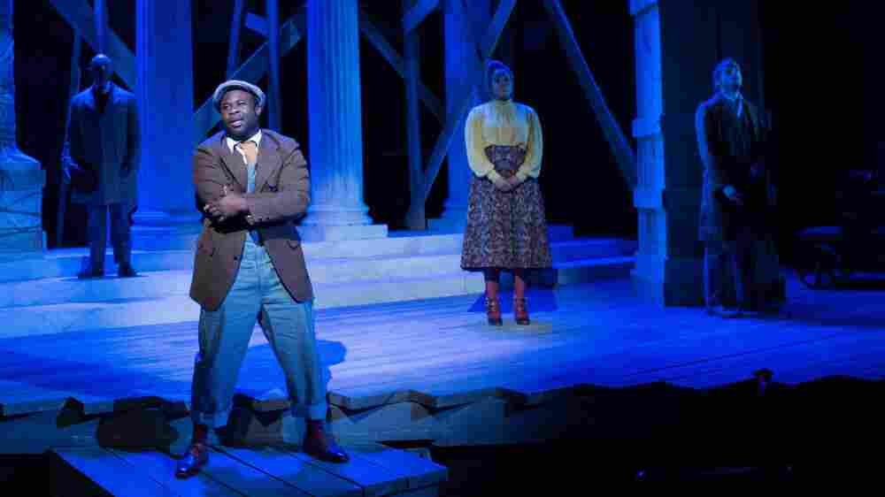 This Shakespeare Reconstruction Sets 'Merchant' In Post-Civil War D.C.