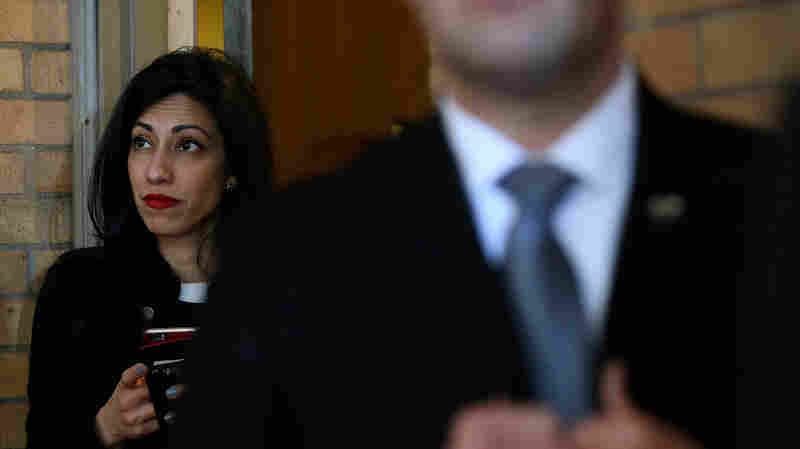 Federal investigators have interviewed Huma Abedin and other top Hillary Clinton aides as part of an ongoing investigation into the candidate's use of a private email server as secretary of state
