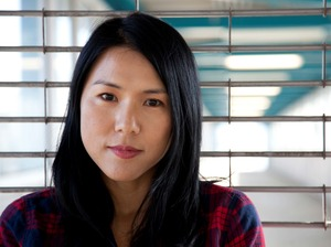 Suki Kim is the author of Without You, There Is No Us.