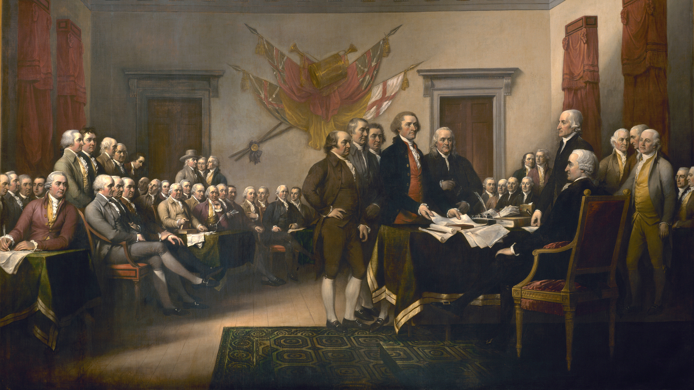 The Declaration Of Independence, 240 Years Later