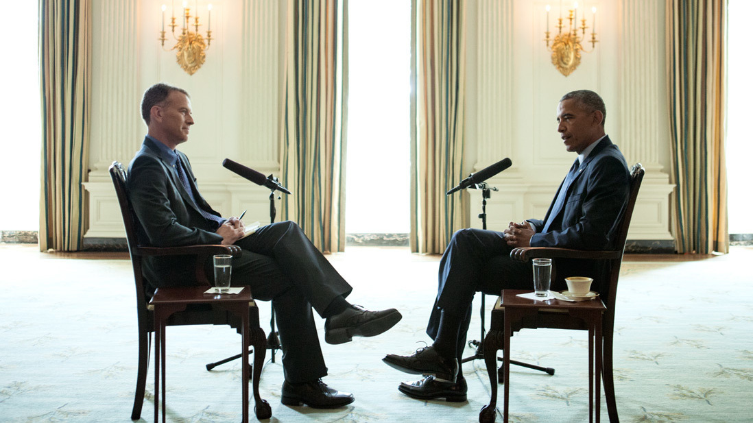 NPR's Interview With President Obama About 'Obama's Years'