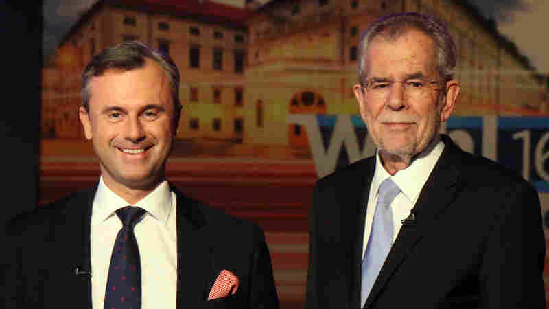 Austria's Top Court Throws Out Presidential Election Result, Orders A Do-Over
