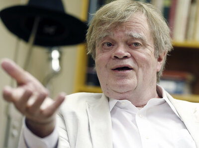 Garrison Keillor hosted his show, A Prairie Home Companion, for 42 years.