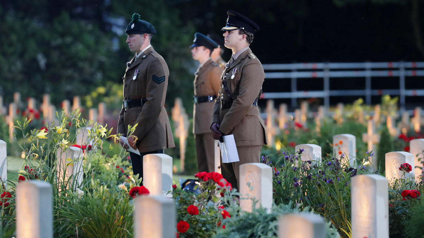A Century After The Battle Of The Somme, Europe Gathers To Honor The Fallen