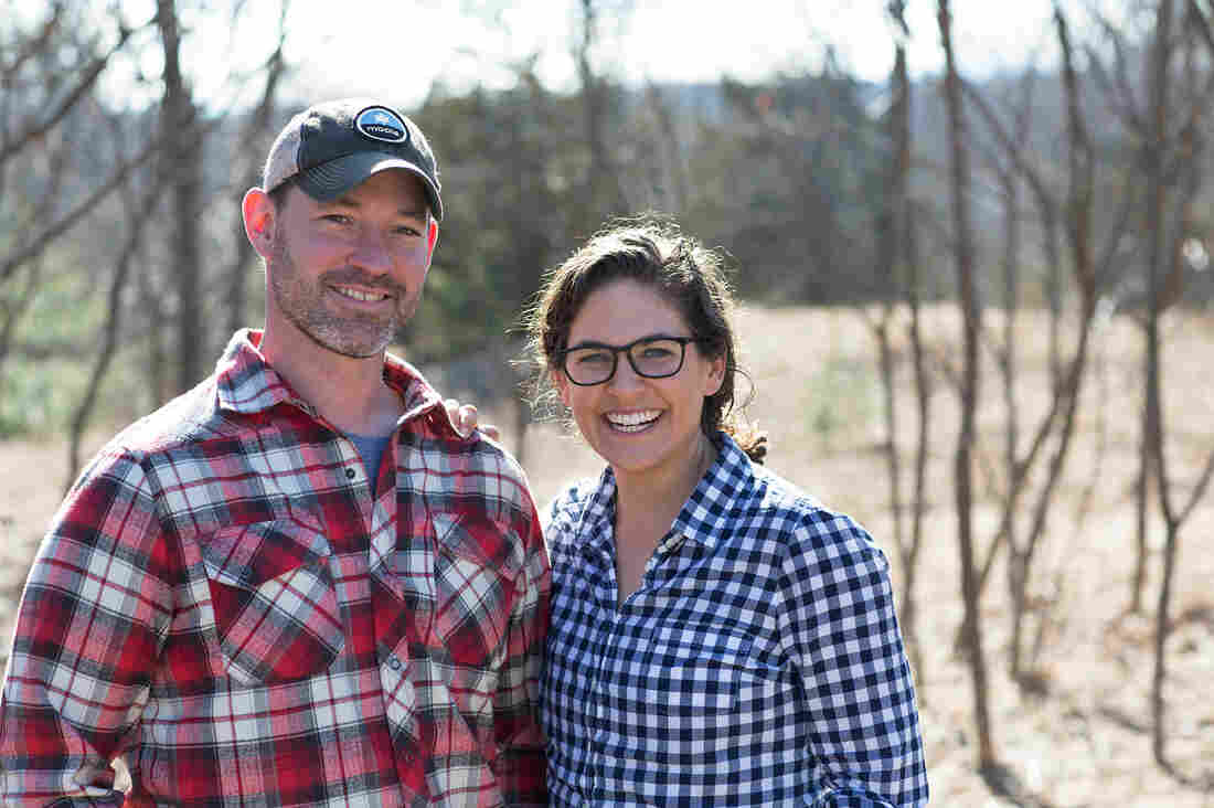 "Kate Weiler and Jeff Rose cofounded Drinkmaple. ""People have been drinking maple water from buckets on sap farms for hundreds of years,"" Weiler says. ""We like to say that the un-trendiest beverage is now trending."""