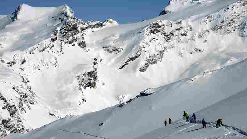 The Beast Born Of Snow: What It Feels Like In The Jaws Of An Avalanche