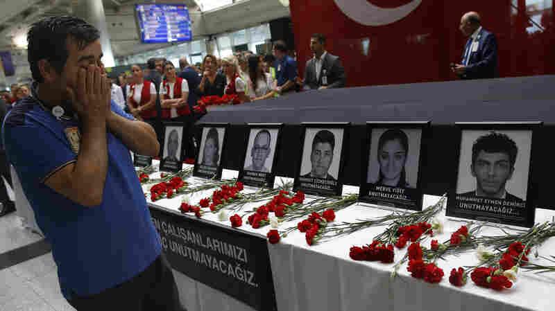 Istanbul Bombing: Investigators Focus On Russian-Speaking Bombers