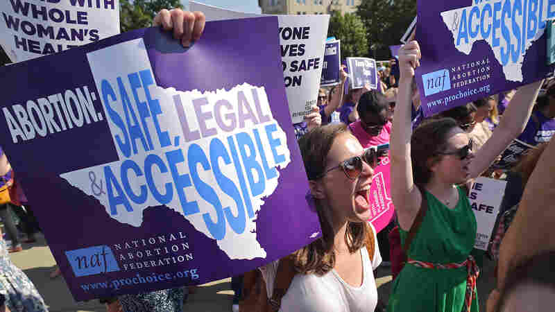 5 Things To Consider About The Supreme Court's Decision On Texas Abortion Law