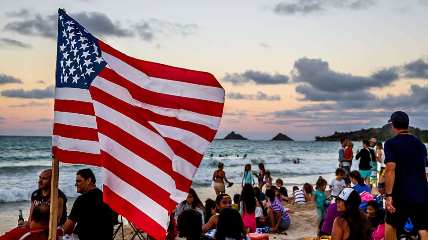 On A Tight Travel Budget? You'll Appreciate This Year's July 4th Bargains : The Two-Way : NPR