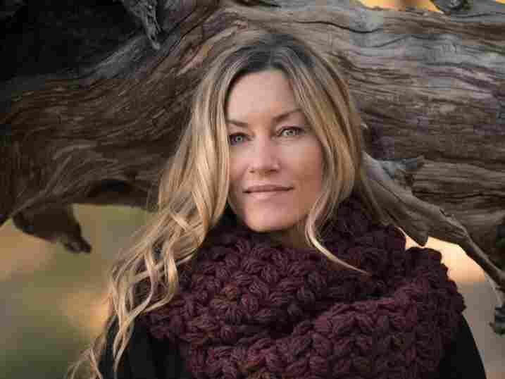 Elyse Saugstad is a professional skier and has survived a couple of avalanches.