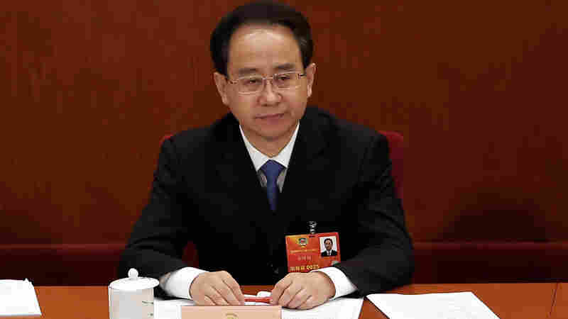 In China, Former Presidential Aide Gets Life In Prison Over Bribes And Corruption