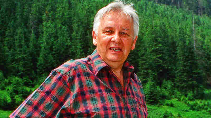 Polish composer Henryk Górecki, in Zakopane, Poland, in 1994 — two years after a recording of his Symphony No. 3 became a surprise hit. Górecki died in 2010.
