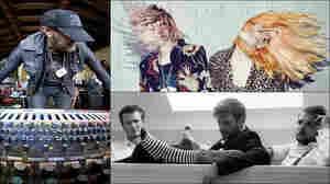New Mix: Daniel Lanois, Deap Vally, Nonkeen, Pinegrove, More