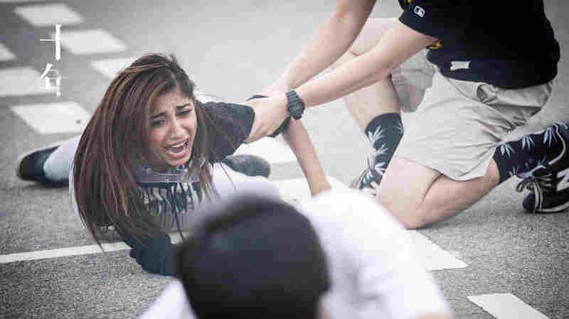 Ten Years is an independent film featuring five separate stories that imagine what Hong Kong would be like in 2025. One is about a pro-democracy protester who immolates herself in front of the British consulate.