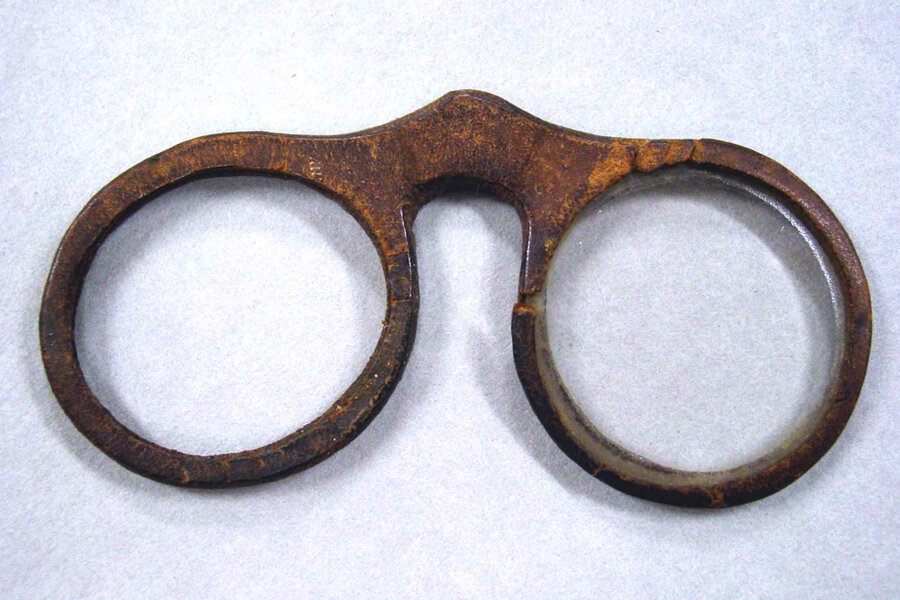 What Did Nearsighted Humans Do Before Glasses? : Shots - Health News ...