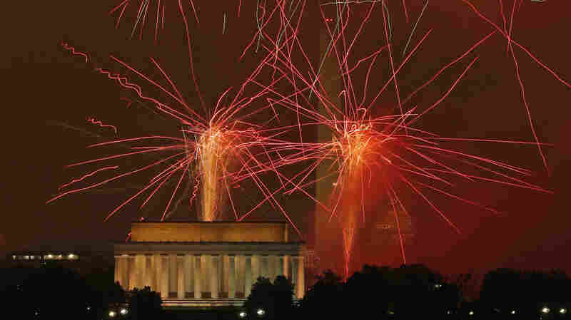 Should PBS Have Shown Old Fireworks Footage In Its July 4th Show?