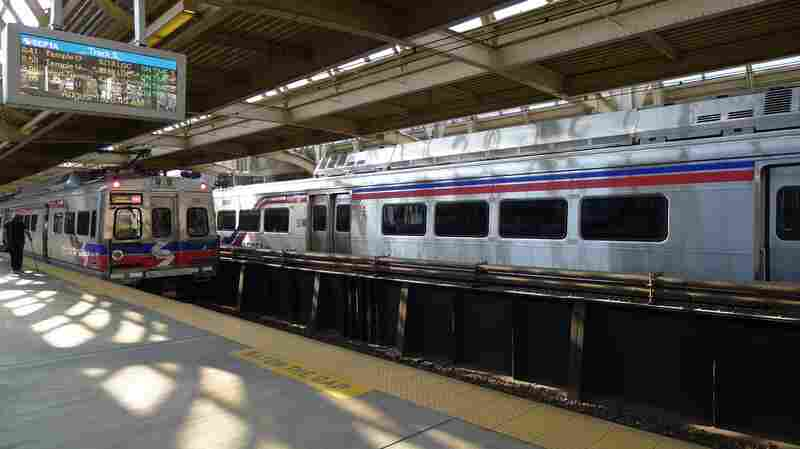 Philadelphia-Area Transit Agency Pulls One-Third Of Railroad Cars From Service