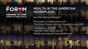 Webcast: Your Workplace And Your Health