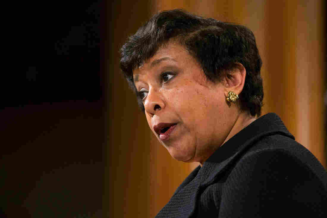 Attorney General Loretta E. Lynch said on Wednesday that she would accept the FBI's recommendation not to charge Hillary Clinton over her email server.