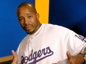 Warren G during Celebrity Blackjack in 2010.